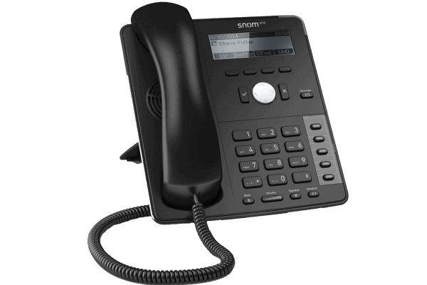 Cloud PBX Snom Deskphone